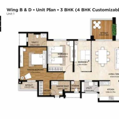 mahindra-windchimes-bannerghatta-road-floor-plan